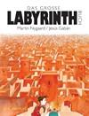 Vergrößerte Darstellung Cover: Das große Labyrinth-Buch. Externe Website (neues Fenster)