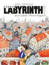 Das grosse Städte Labyrinthbuch