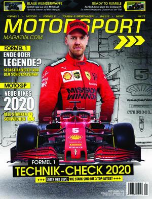 Motorsport-Magazin (71/2020)