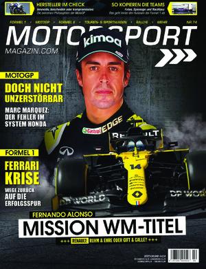 Motorsport-Magazin Nr. 74 (03.09.2020)