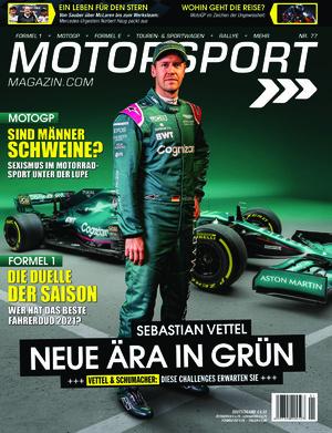 Motorsport-Magazin (77/2021)