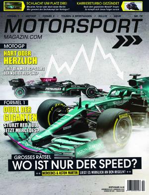 Motorsport-Magazin (78/2021)