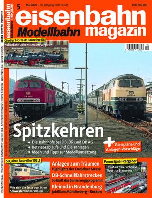 Eisenbahn Magazin (05/2020)