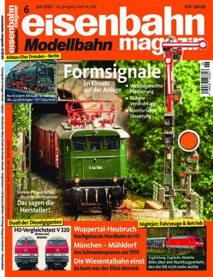 Eisenbahn Magazin (06/2020)