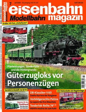 Eisenbahn Magazin (07/2020)