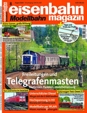 Eisenbahn Magazin (08/2020)