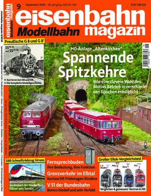Eisenbahn Magazin (09/2020)
