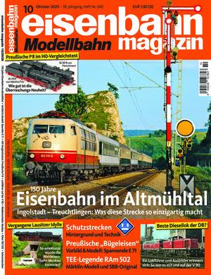 Eisenbahn Magazin (10/2020)