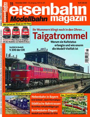 Eisenbahn Magazin (11/2020)