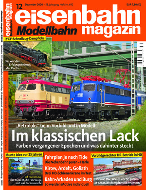 Eisenbahn Magazin (12/2020)