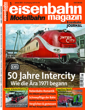 Eisenbahn Magazin (01/2021)