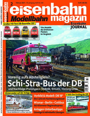 Eisenbahn Magazin (02/2021)