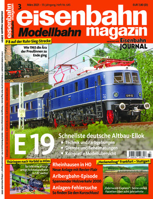 Eisenbahn Magazin (03/2021)