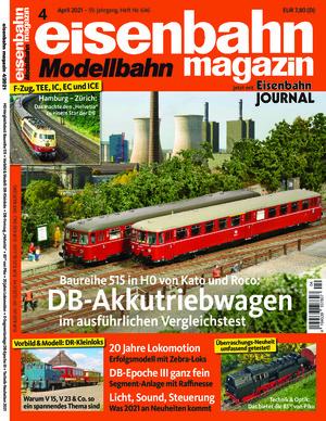 Eisenbahn Magazin (04/2021)