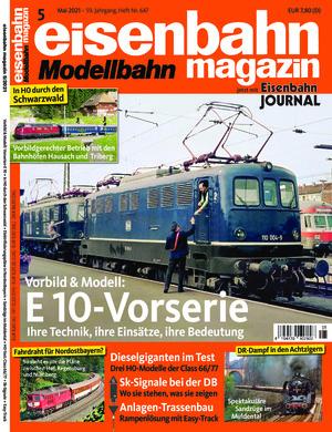 Eisenbahn Magazin (05/2021)