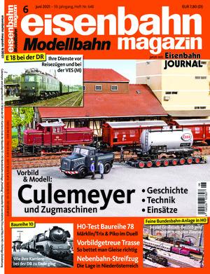 Eisenbahn Magazin (06/2021)