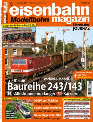 Eisenbahn Magazin (09/2021)