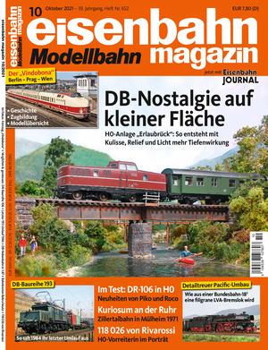 Eisenbahn Magazin (10/2021)