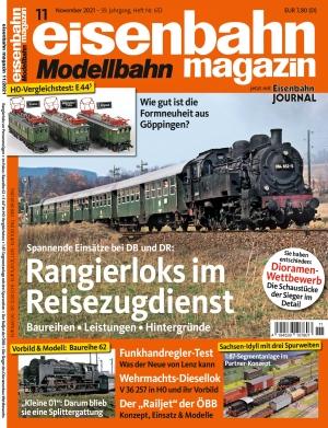 Eisenbahn Magazin (11/2021)