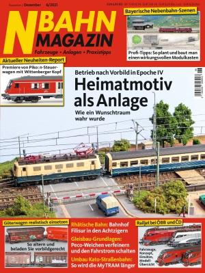 N-Bahn Magazin (06/2021)