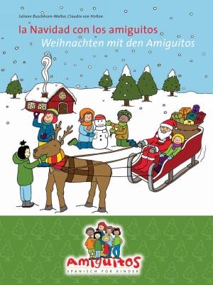 La Navidad con los amiguitos
