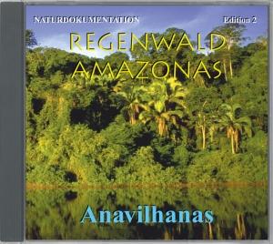 Regenwald Amazonas 2 - Anavilhanas