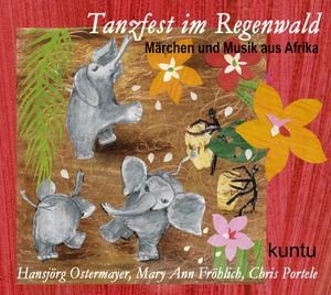 Tanzfest im Regenwald