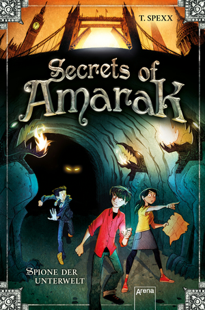 Secrets of Amarak