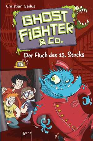 Der Fluch des 13. Stocks