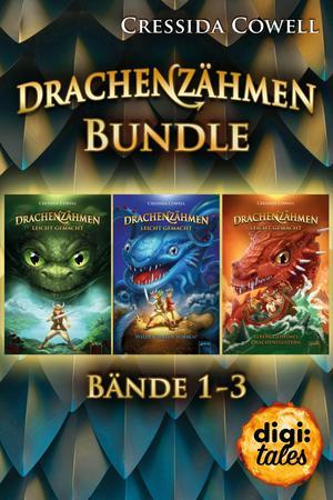 Drachenzähmen Bundle. Bände 1-3