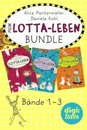 Mein Lotta-Leben Bundle. Bände 1-3