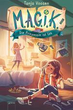 Cover des Buches Die Prinzessin ist los