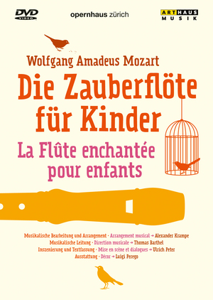 Die Zauberflöte für Kinder