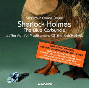 The Blue Carbuncle. - The Painful Predicament of Sherlock Holmes