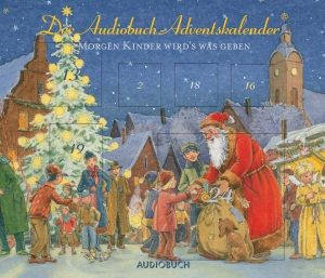 Der Audiobuch-Adventskalender