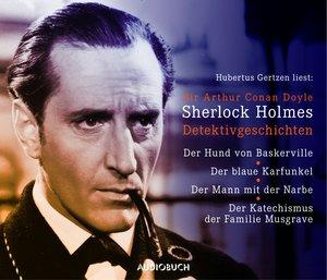 Hubertus Gertzen liest: Sir Arthur Conan Doyle, Sherlock Holmes