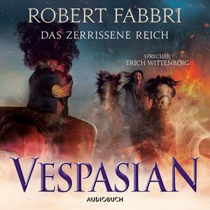 Vespasian: Das zerrissene Reich (ungekürzt)