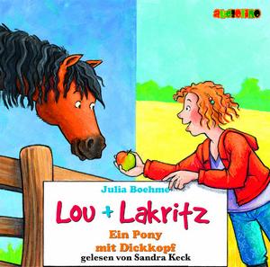 Ein Pony mit Dickkopf