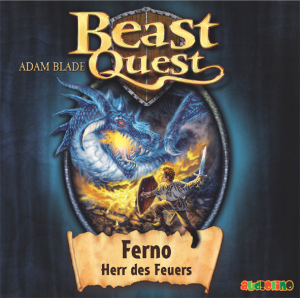 Beast Quest - Ferno, Herr des Feuers