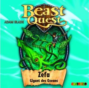 Beast Quest - Zefa, Gigant des Ozeans