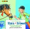 Vergrößerte Darstellung Cover: Klara + Krümel - Ein Pony und zwei kleine Wunder. Externe Website (neues Fenster)