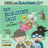 Vergrößerte Darstellung Cover: Karo und Blaumann - Der begeisterte Geist. Externe Website (neues Fenster)