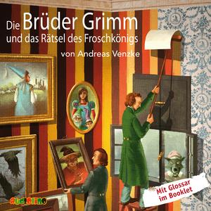 ¬Die¬ Brüder Grimm und das Rätsel des Froschkönigs