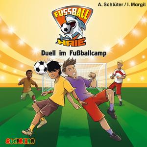 Duell im Fußballcamp