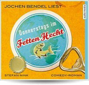 """Jochen Bendel liest """"Donnerstags im fetten Hecht"""""""