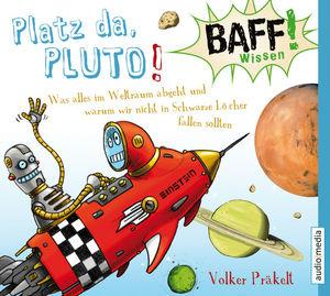 Platz da, Pluto!