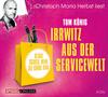 """Christoph Maria Herbst liest Tom König """"Irrwitz aus der Servicewelt"""""""
