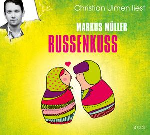 """Christian Ulmen liest Markus Müller """"Russenkuss"""""""