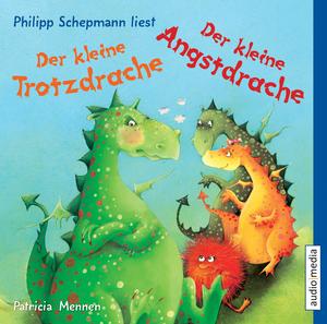 """Philipp Schepmann liest """"Der kleine Trotzdrache & Der kleine Angstdrache"""", Patricia Mennen"""