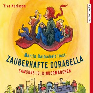 """Martin Baltscheit liest """"Zauberhafte Dorabella"""""""